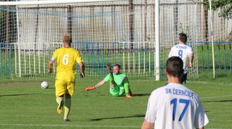 SK Černčice – FK Libochovice 7:2 (4:2)