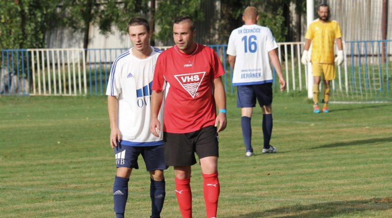 SK Černčice – FK Kozly 2:2 (0:1)