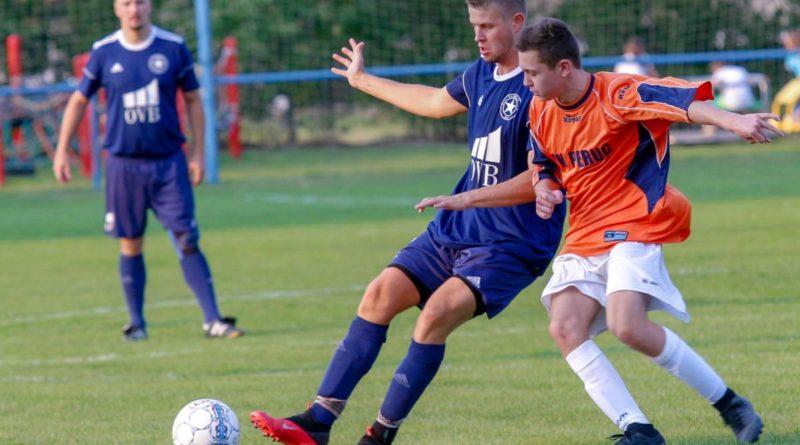 FK Peruc – SK Černčice 1:5 (1:2)