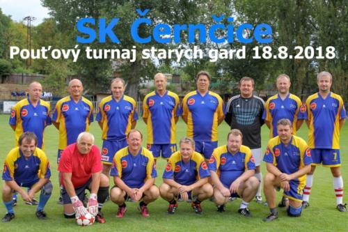 2018-08-18 Turnaj starých gard