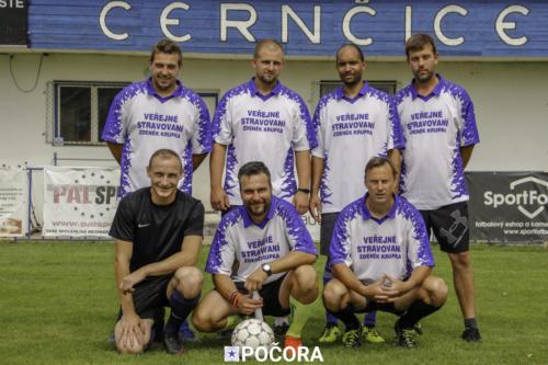 COPA Černčice - 2020Společné foto - Počora