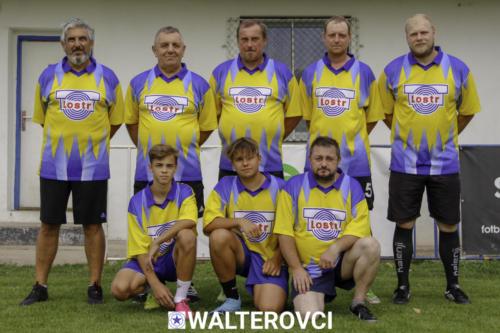 COPA Černčice - 2020Společné foto - Walterovci