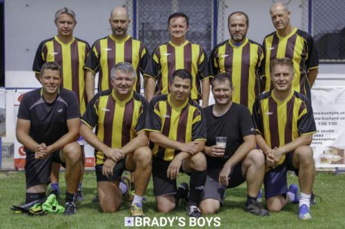 COPA Černčice - 2020Společné foto - Brady's Boys
