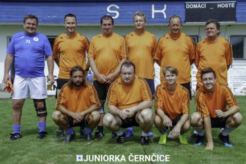 COPA Černčice - 2020Společné foto - Juniorka Černčice