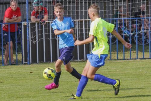 Mladší žáci S.K. Černčice